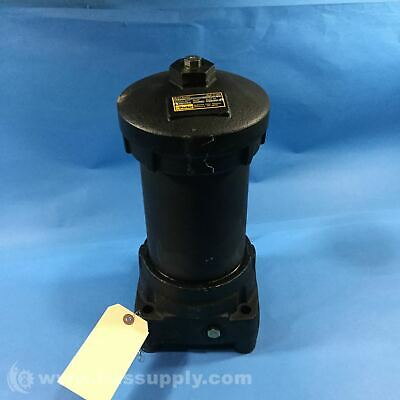 Parker F350P 1 100 Dl 50 Pp 11 81 Hydraulic Filter Housing  Usip