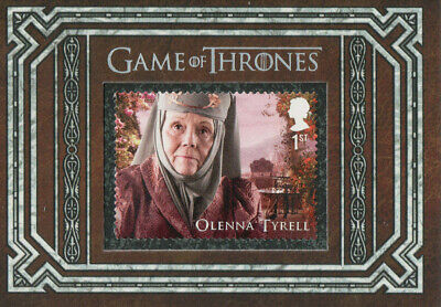 Game of Thrones Inflexions, Olenna Tyrell S8 Stamp Card