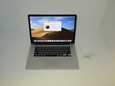 "Apple Macbook Pro 15"" Retina MJLQ2LL/A  i7-4770HQ 2.2Ghz 16GB CUSTOMIZE SSD B"