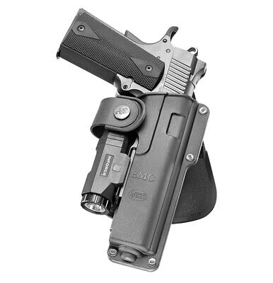 Fobus EMC Paddle Tactical Conceal Concealed Carry Holster Browning Hi-Power