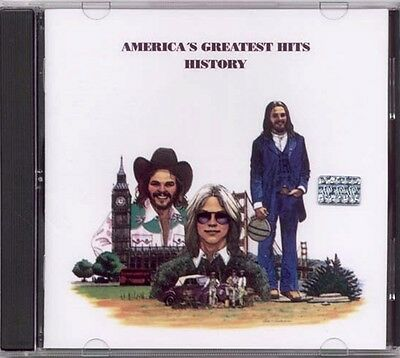 America´s Greatest Hits History - America CD Sealed ! New !