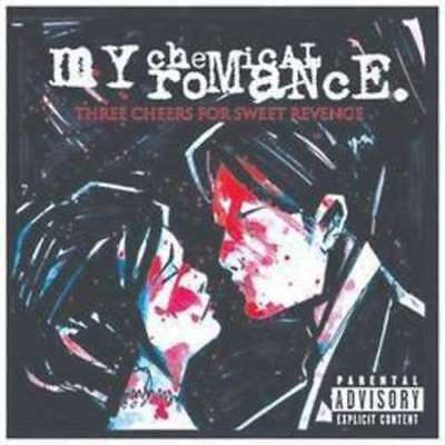 Three Cheers For Sweet Revenge - My Chemical Romance CD Sealed ! New !