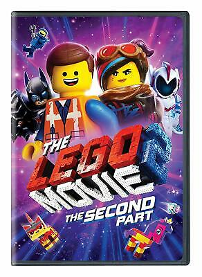 The Lego Movie 2: The Second Part ( DVD 2 DISC SPECIAL EDITION) NEW + FREE SHIPP