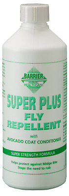 Barrier Super Plus Repelente de Mosquitos 1L Recarga