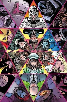 House of X #2 Cover A Marvel Comics PREORDER - SHIPS 07/08/19
