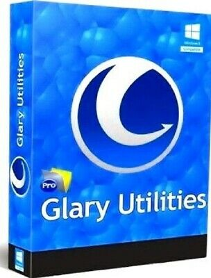 Glary Utilities Professional Edition Download✔ + LIFETIME License✔ EBAY MESSAGE✔