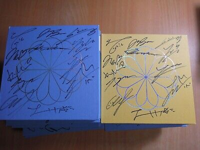 The Boyz - Bloom Bloom (2nd Single Promo) with Autographed (Signed)