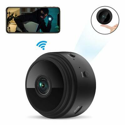 WiFi Mini IP Camera 1080P Wireless Network Monitor Home Security Nanny Cam