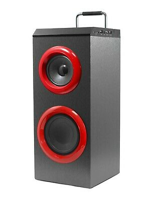Sumvision Psyc Torre WX Bluetooth Wifi Speaker for Smartphone, Tablet and Laptop
