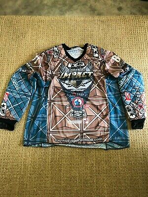 Edmonton Impact Paintball Jersey Hk Army Planet Eclipse