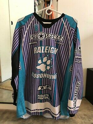 Used Paintball Jersey Hk Army Planet Eclipse