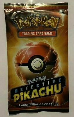 AMC LIMITED Pokemon Detective Pikachu Movie Trading Card Pack - PROMO 2019