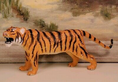 "Tiger Figurine 8"" Collectible Toy PVC Action Figure"