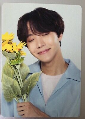 J-Hope 6/8 - Official Photocard BTS Love Yourself Speak Yourself Tour