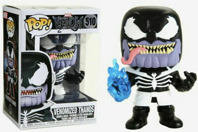 Funko Pop Marvel Venom S2 Thanos Venomized #510 Vinyl Figure NIB