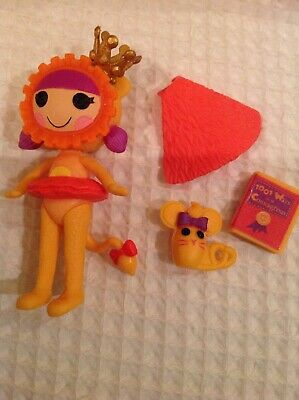 Rare Collectable Lovely Lalaloopsy Lalaloopsy Oopsie Doll Princess Nutmeg Set