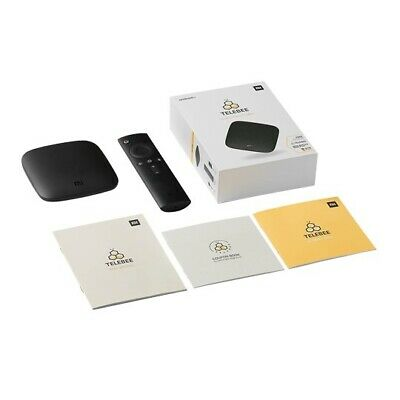 Xiaomi Mi Box 3 4K HDR Android TV 6.0 2Go+8Go OTA Wifi (International Version)