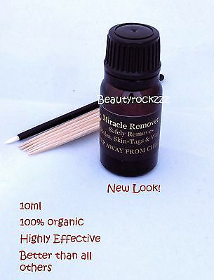 10ML MOLE, SKIN Tag, Wart Remover *BEST SELLING on Ebay (It Works