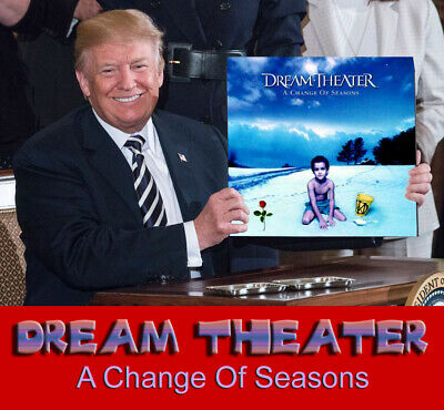 CD: Dream Theater : A Change of Seasons