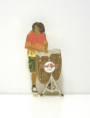 Hard Rock Cafe Pin  MINNEAPOLIS  Music Fest Series   drums  2003