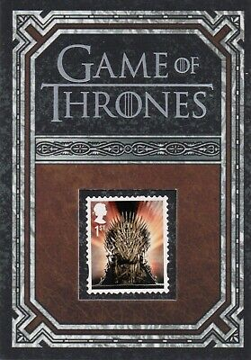 Game of Thrones Inflexions, Iron Throne S1 Stamp Card