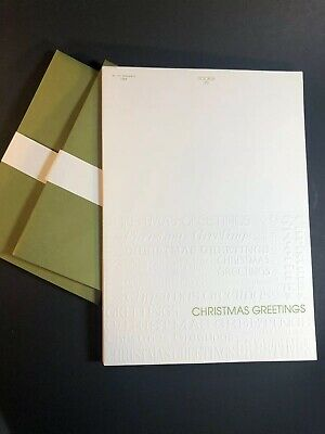 Vintage Christmas Cards 17 UNUSED Norcross Merry Christmas w/ Envelopes