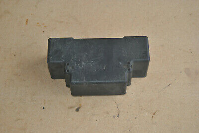 2008 vauxhall astra h 5dr 1 9 cdti - fuse relay box cover lid 13129783