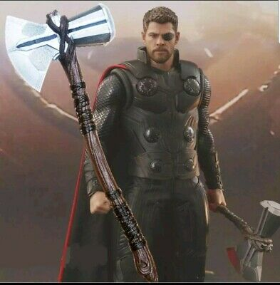 Infinity War Avengers End Game Thor Stormbreaker Axe Prop Replica Foam Costume
