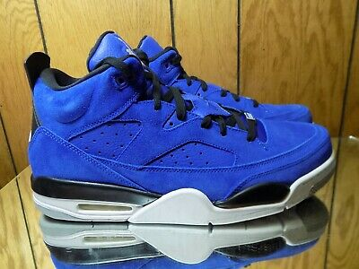 purchase cheap dd129 f1c0f NIKE AIR JORDAN Iv Son Of Mars Low Hyper Royal Blue White Black ...
