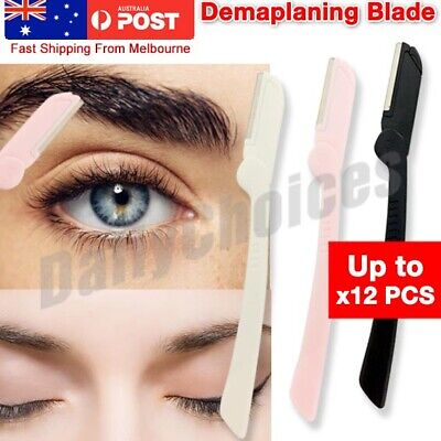 Tinkle Eyebrow Face Razor Trimmer Shaper Shaver Blade Knife Hair Remover Tool