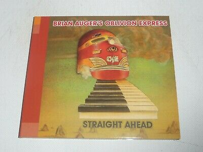 Brian Auger's Oblivion Express - Straight Ahead (CD 1999)