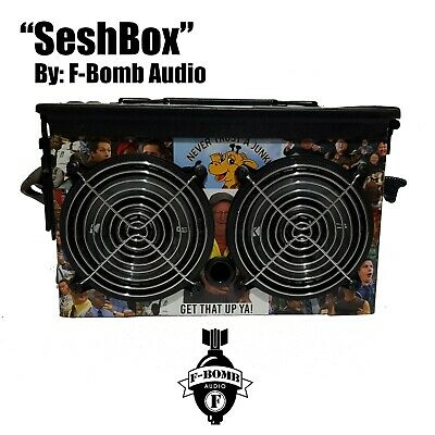 Seshbox Portable Bluetooth Speakers
