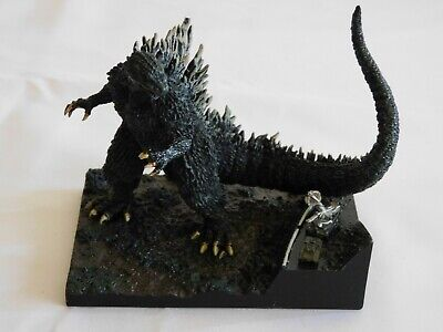 Godzilla 2003 vs Mechagodzilla Figure TOHO Movie Monster BANDAI Used JAPAN F/S