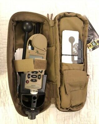 Kestrel 4600 Heat Stress Tracker W/ Tyr Tactical Case