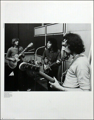 Fleetwood Mac Poster Page . Peter Green Danny Kirwan John Mcvie . 2Q8