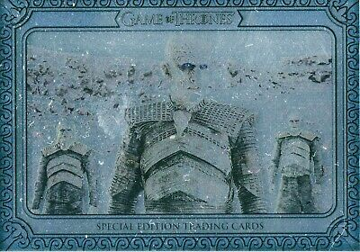 Game of Thrones Inflexions, Binder Promo Card P1