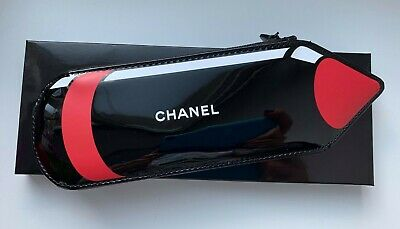 d7996bd943a367 CHANEL VIP GIFT COSMETIC/MAKEUP BAG le rouge VERY RARE - $35.00 ...
