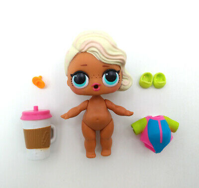 LOL Surprise Doll Series 1-018 Wave 2 Big Sister SURFER BABE Figure Color Change