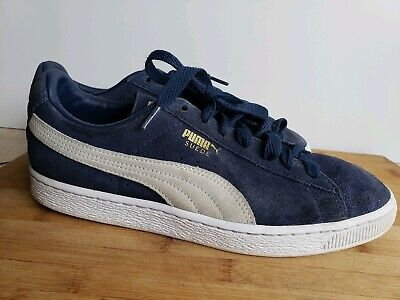 PUMA FIELDSPRINT LNM Mens Shoes Trainers Peacoat White