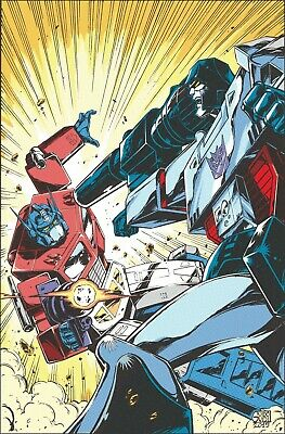 Transformers '84 #0 Cover A IDW Comics PREORDER - SHIPS 14/08/19
