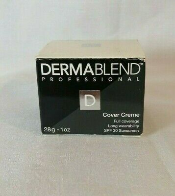 Dermablend Cover Creme Broad Spectrum SPF 30 Deep Brown 28g/1oz