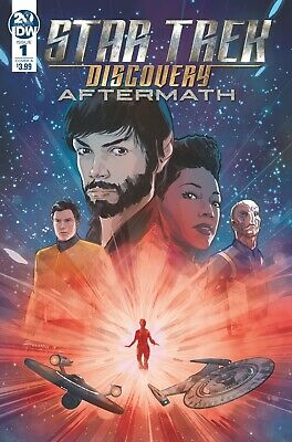 Star Trek Discovery: Aftermath #1 Cover A IDW Comics PREORDER - SHIPS 28/08/19
