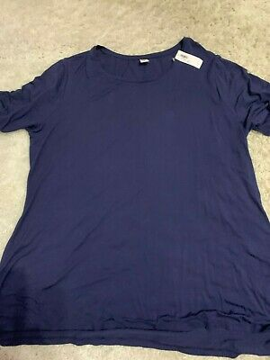 dccacf937d9cfa NWT OLD NAVY Luxe Knit Flutter Sleeve Tunic T-shirt Top Size XXL ...