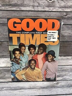 Good Times The Complete First Season 1 (DVD, 2003, 2-Disc Set) NEW Sealed