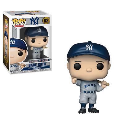 Babe Ruth Funko Pop. NEW. MINT. IN STOCK