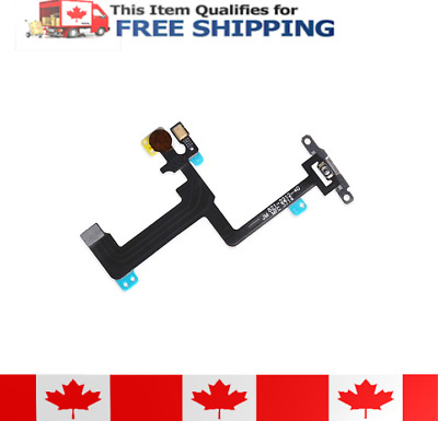 iPhone 6 Plus Power Button Control Flex Cable With Bracket
