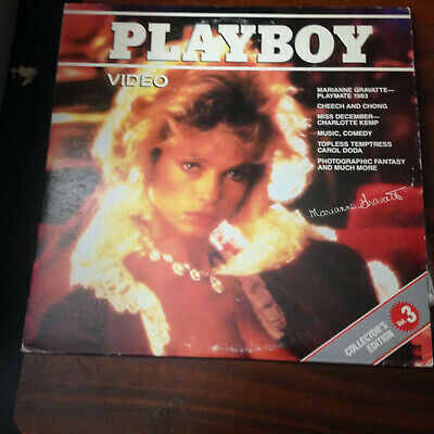 Laserdisc - Playboy Video FY593-25MA  Japan Release