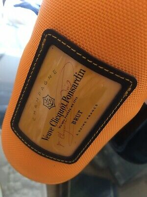 5X Veuve Clicquot Champagne Insulated Cooler