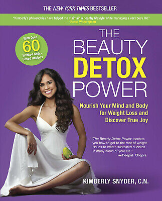 The beauty detox power: nourish your mind and body (e-B00Ks,PDF) Fast delivery