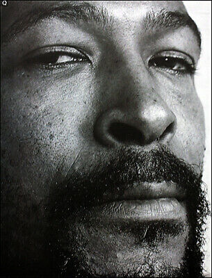 Marvin Gaye Poster Page . 8Q15